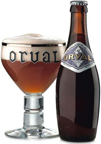 Orval пиво