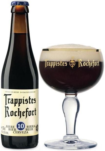 Rochefort 10 пиво