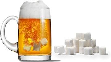 Как влияет пиво на сахар в крови?!