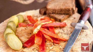 Палочки свиные сыровяленые, фас. 0,100 гр, 0,5 кг