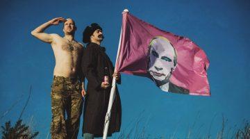 Brewdog и Путин