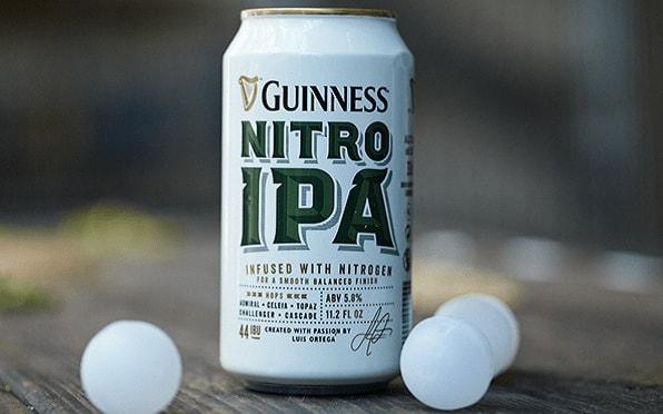 Guinness Nitro IPA банка