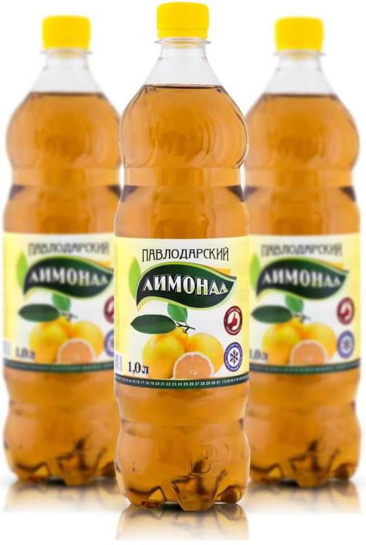 Лимонад Павлодарский