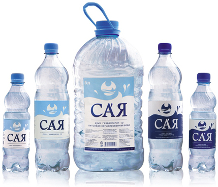 Питьевая вода САЯ