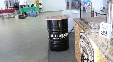 Бочка Old Friends brewery