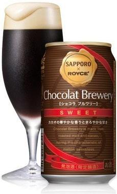 Chocolat Brewery Sweet