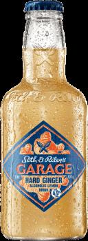 Пиво Гараж имбирь