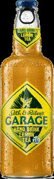 Пиво Гараж лимонный чай