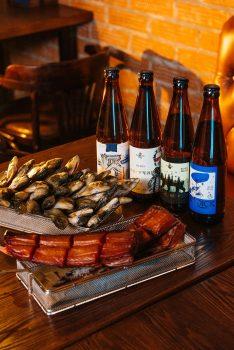 пиво ваер с рыбой