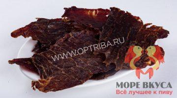 Чипсы из Оленины г.Канск по 50 и 500 грамм