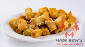 Сухари Лутовские крафтовые со вкусом Банан