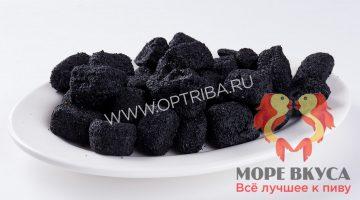 Сухари Лутовские крафтовые со вкусом Черная икра