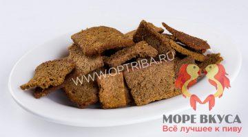 Сухари Уральские с горчицей