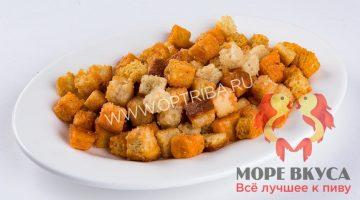 Сухари Уральские со вкусом Ветчина-Сыр