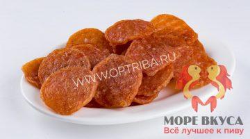 Золотистые чипсы из птицы г.Кемерово