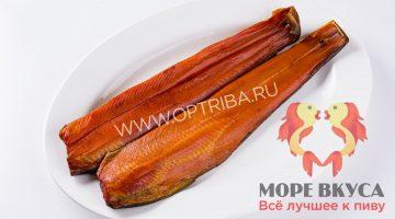 Горбуша филе х/к