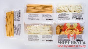 Сырный продукт БАРС в ванне в газе по 1 кг