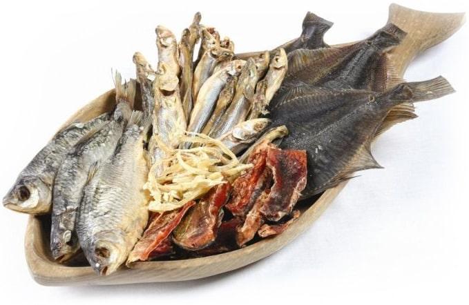Сушеная рыба оптом купить