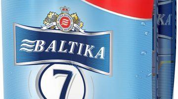 Балтика №7 четыре банки