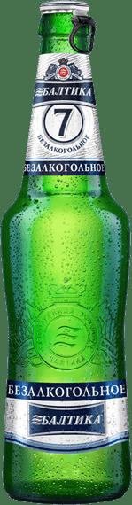 Пиво Балтика 7 безалкогольное