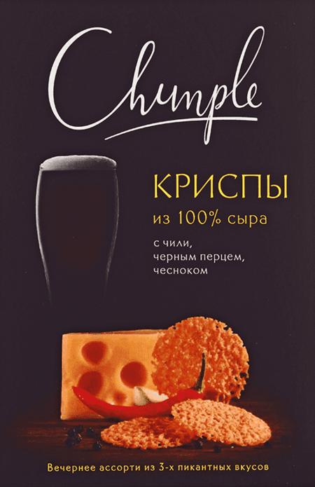 Чипсы Chimple пивное ассорти