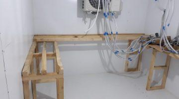 Сплит системы и холодильные камеры