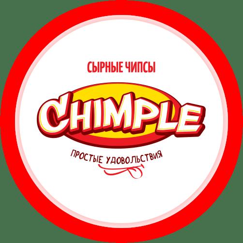 Сырные чипсы Чимпл