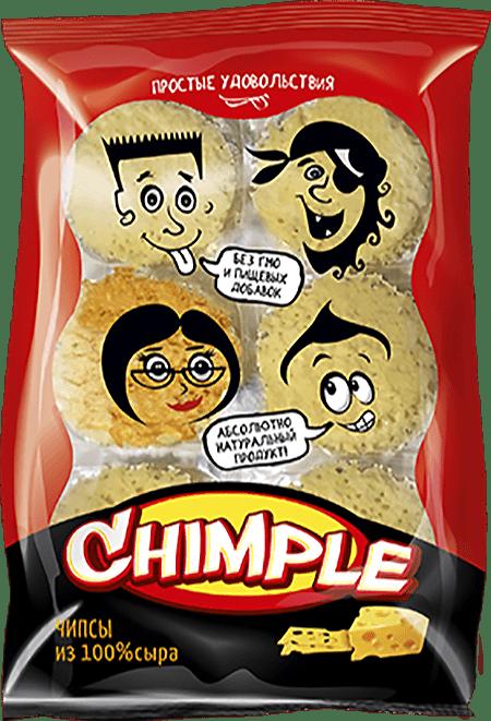 Сырные Чипсы Chimple
