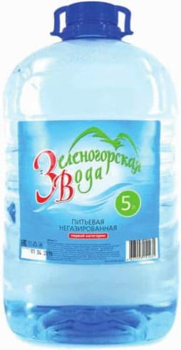Зеленогорская вода