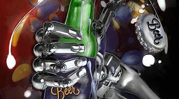 Первый робомагазин пива в России открыт пивоварней «ТАРКОС»