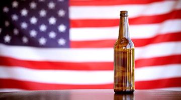 Употребление алкоголя в США